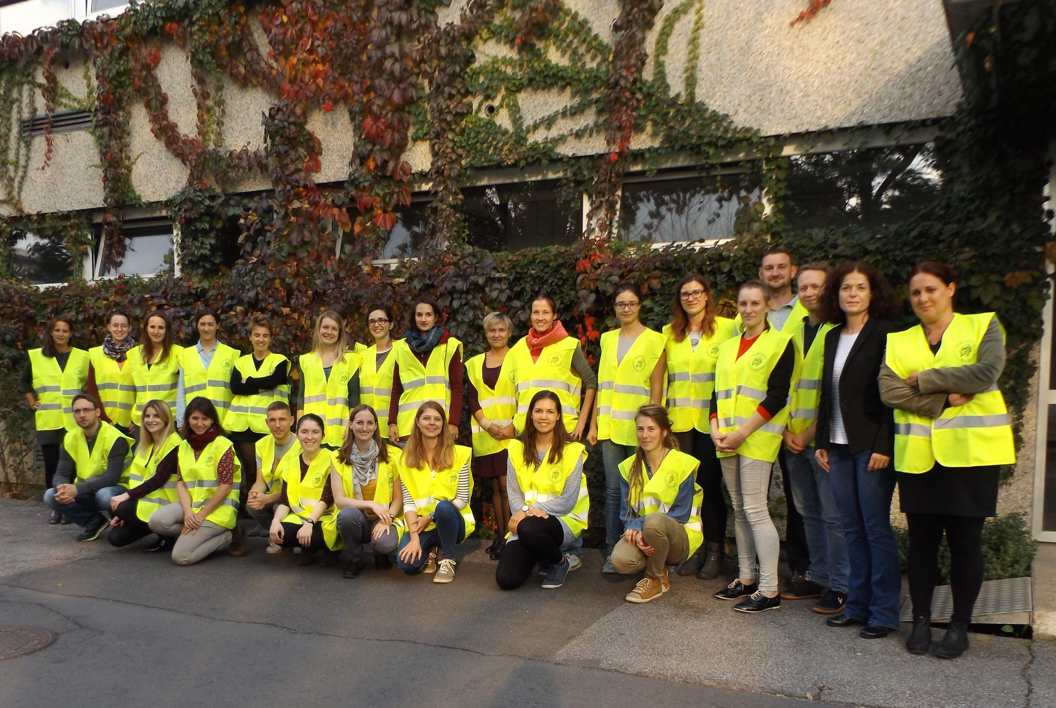 Ausbildung zum ehrenamtlichen Abfallcoach 2018