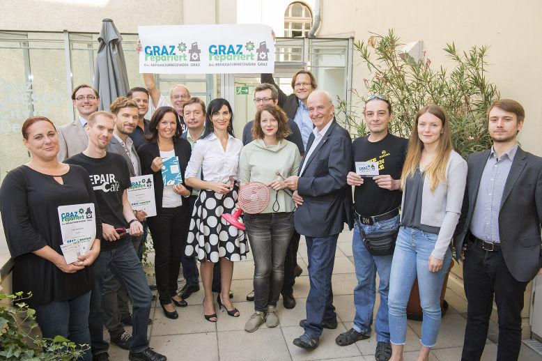 Reparaturnetzwerk Graz